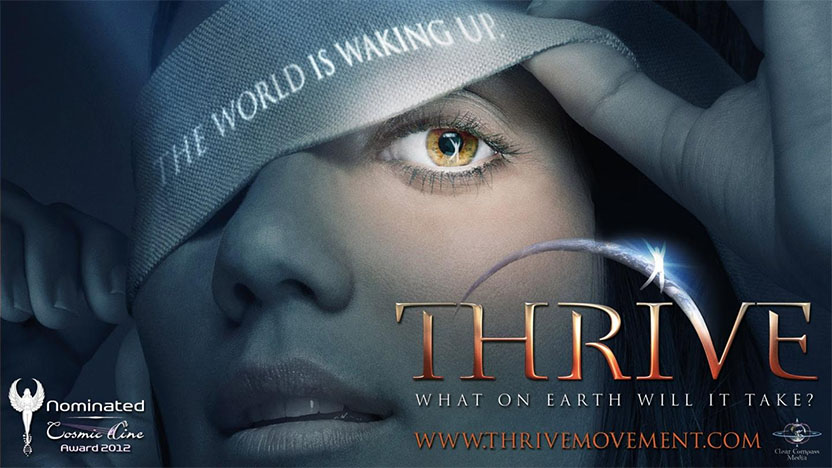 Foster Gamble's Movie, Thrive