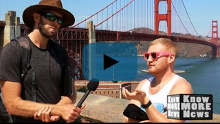9/11 Truth Hijacks the Golden Gate Bridge